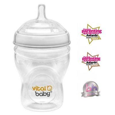 Vital Baby - Biberon Breast-like - 240ml