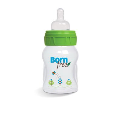 Born Free - Biberon ActiveFlow din plastic incasabil 150 ml
