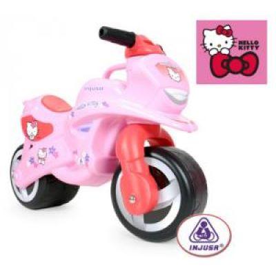 Injusa - Masinuta fara pedale Thundra Hello Kitty