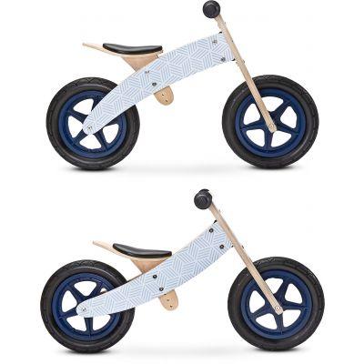 Toyz - Bicicleta de lemn fara pedale 2 in 1 Woody