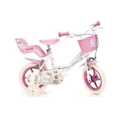 Dino Bykes - Bicicleta Charmy Kitty 12 ''