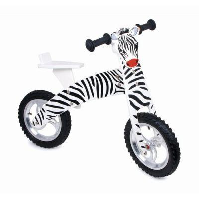 Legler - Bicicleta fara pedale Zebra