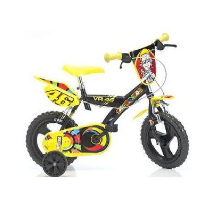 Dino Bykes - Bicicleta VR 12