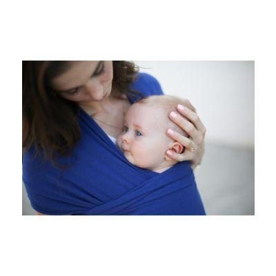 Boba - Wrap elastic din bambus pentru purtatea bebelusilor