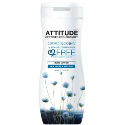 Attitude - Lotiune de corp netezire si relaxare 355 ml
