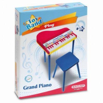 Bontempi - Set pian 16 note cu scaunel