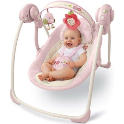 Bright Starts - Comfort & Harmony Portable Swing