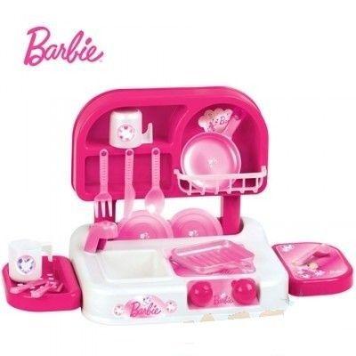 Faro Toys - Bucatarie cu accesorii Barbie