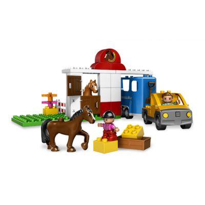 Lego - Duplo Grajd cai
