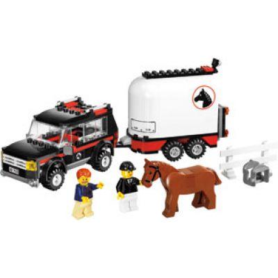 Lego - Trailer cu Cai
