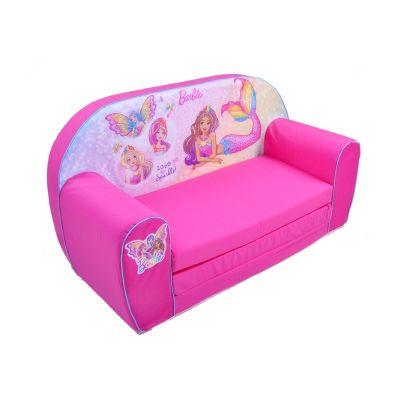 Knorrtoys - Canapea extensibila din burete Barbie