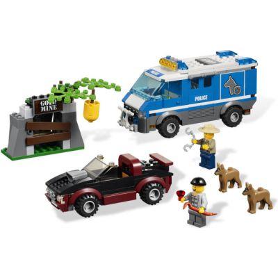 Lego - City transportor canin