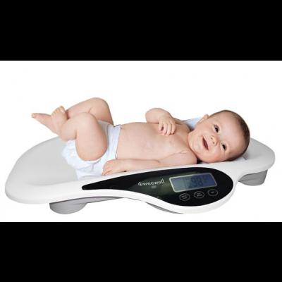 Weewell - Cantar digital pentru bebe WWD700