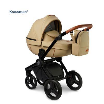 Krausman - Carucior 3 in 1 Topaz Lux