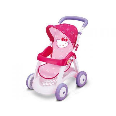 Simba Toys - Carucior pentru papusi Hello Kitty