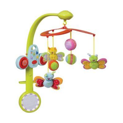 Taf Toys - Carusel muzical Fluturasii Fericiti