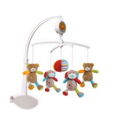 Baby Ono - Carusel muzical ursuleti si catei