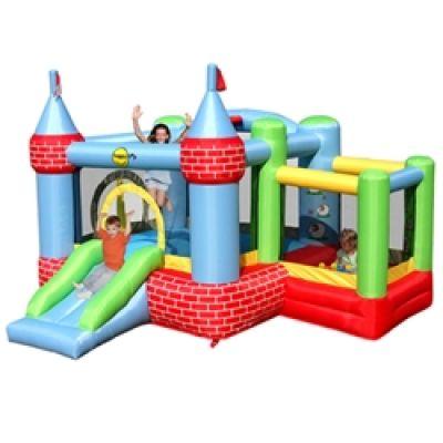 Happy Hop - Castel cu loc de joaca