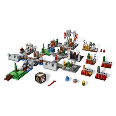 Lego - Heroica castelul Fortaan