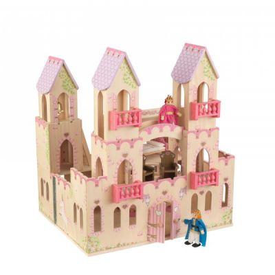 Kid Kraft - Casuta pentru papusi Princess Castle