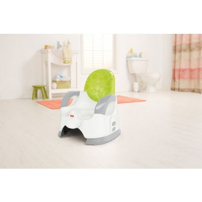 Fisher Price - Olita reglabila confort verde