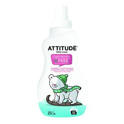 Attitude - Balsam rufe bebelusi fara parfum 1.04 L