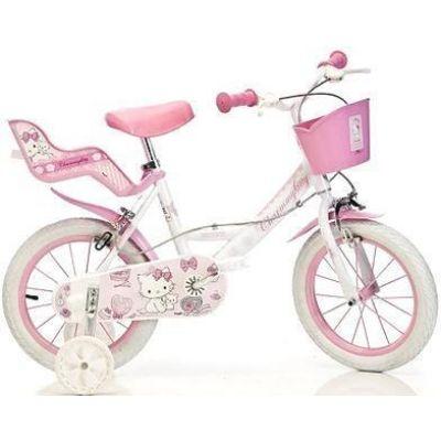 Dino Bykes - Bicicleta Charmy Kitty 16 ''