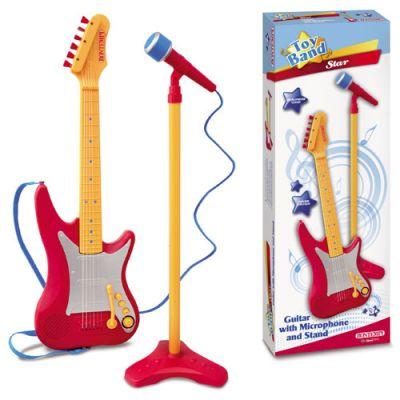Bontempi - Chitara Electrica cu Microfon