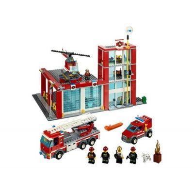 Lego - City Statie pompieri