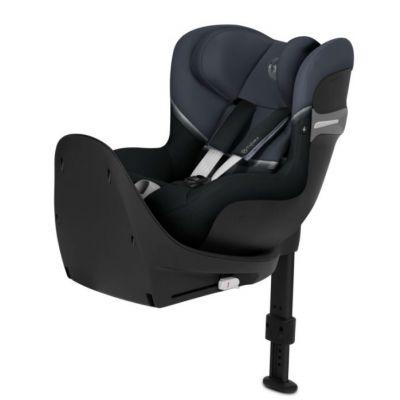 Scaun auto rotativ Cybex Sirona S2 I-Size Granite Black cu Isofix