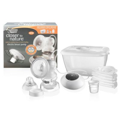 Tommee Tippee - Pompa de san electrica Closer to Nature
