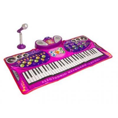 Chipolino - Covoras de joaca muzical cu microfon Mp3