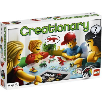 Lego - Creationary games