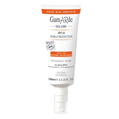 Gamarde - Crema cu protectie solara SPF 10