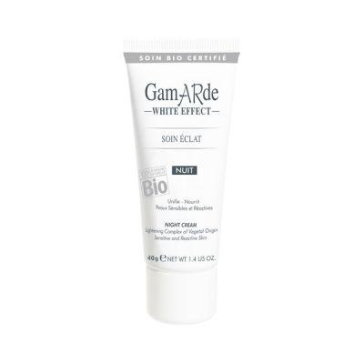 Gamarde - Crema anti-pete de noapte cu efect albire
