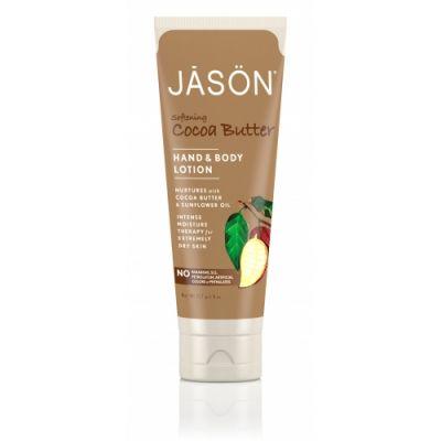 Jason - Crema hidratanta cu unt de cacao pentru maini si corp 240g