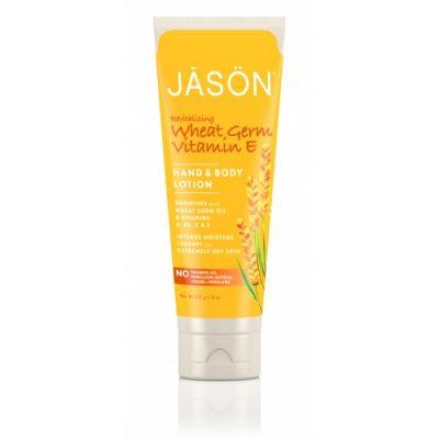 Jason - Crema pentru maini si corp cu vitamina E pentru pielea matura 240g