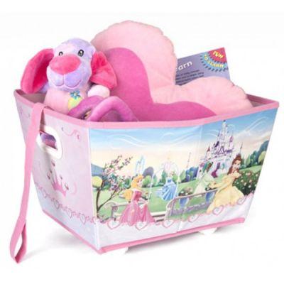 Delta Children - Cutie cu roti pentru depozitare jucarii Princess