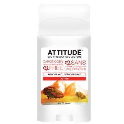 Attitude - Deodorant barbati action 70 g