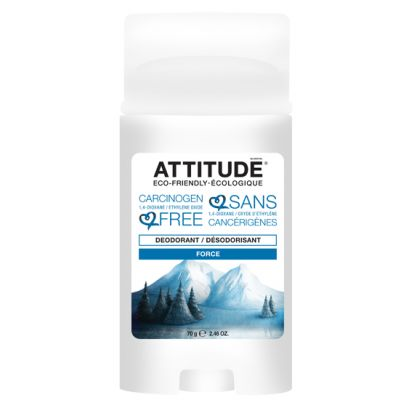 Attitude - Deodorant barbati Force 70 g