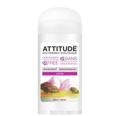 Attitude - Deodorant femei Lotus 48 g
