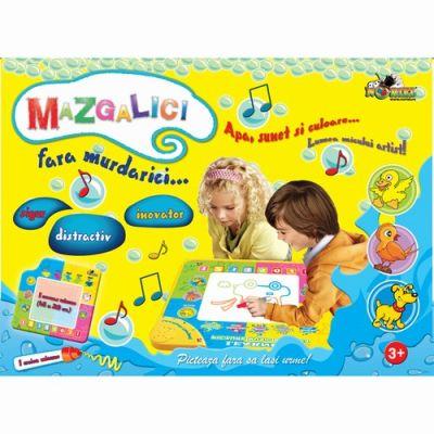 Noriel - Joc interactiv Mazgalici