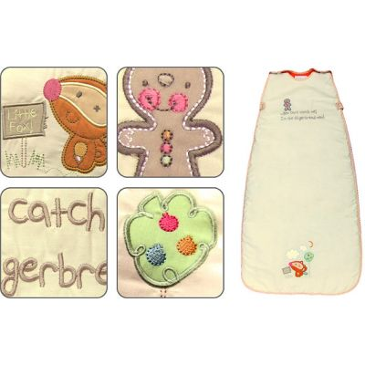 Dream Bag - Sac dormit Gingerbread