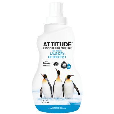 Attitude - Detergent rufe Lavanda si Grapefruit 1050 ml