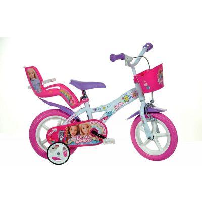 Dino Bikes - Bicicleta Barbie 12''