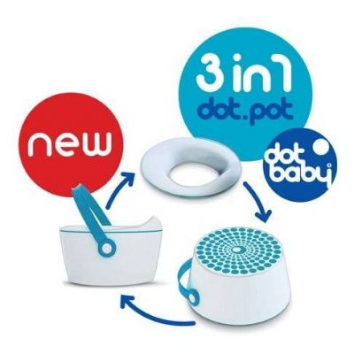 Dot Baby - Olita multifunctionala 3 in 1 DotPot