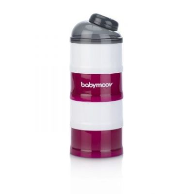 Babymoov - Recipient pentru laptele praf 0% BPA Cherry
