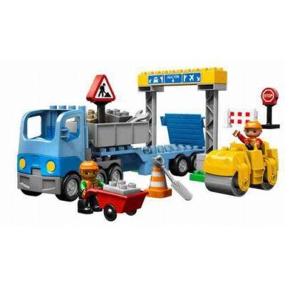 Lego - Duplo Constructie Drumuri