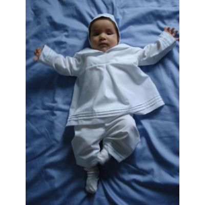 Bebebliss - Costumas botez Luca