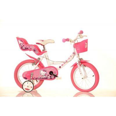 Dino Bikes - Bicicleta fete Hello Kitty 16 inch